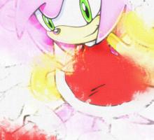 Team Rose Sticker