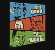 The Good, the Bad and the Rookie by MeleeNinja