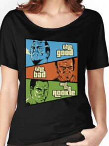 The Good, the Bad and the Rookie Women's Relaxed Fit T-Shirt