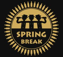 Spring Break (Dark Yellow) by MrFaulbaum