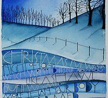 Christmas Eve by samcannonart