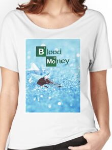 Breaking Bad - Blood Money Women's Relaxed Fit T-Shirt