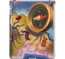 Wanderlust Up iPad Case/Skin