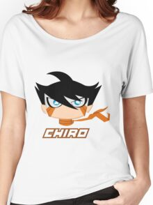SRMTHFG: Chiro Women's Relaxed Fit T-Shirt