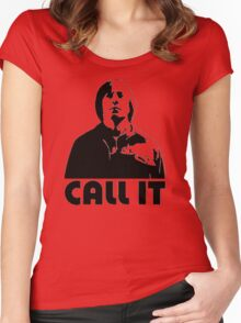 CALL IT - No Country for Old Men Women's Fitted Scoop T-Shirt