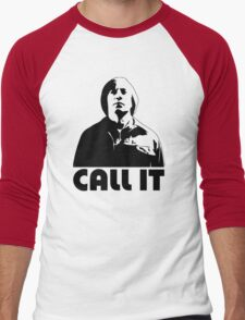 CALL IT - No Country for Old Men Men's Baseball ¾ T-Shirt