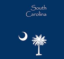 Smartphone Case - State Flag of South Carolina V by Mark Podger