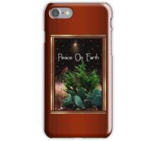 Peace On Earth ~ Phone Case iPhone Case/Skin