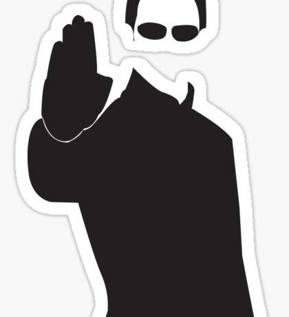 Matrix Sticker