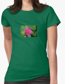 Pink Flower of Succulent Carpet Weed T-Shirt