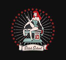 Scarlett's Stitch School (without the 'Scarlett') Unisex T-Shirt