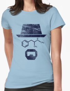 The Chemist - Breaking Bad Womens Fitted T-Shirt
