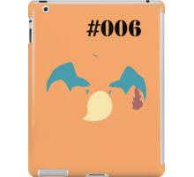006 Charizard iPad Case/Skin