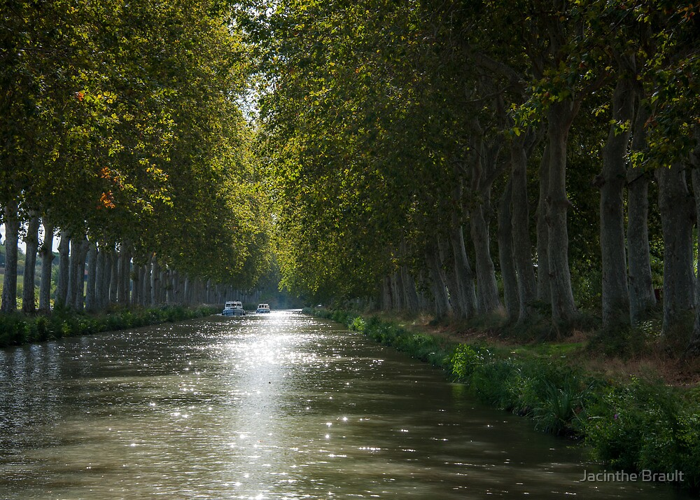 Canal du Midi 1 by Jacinthe Brault