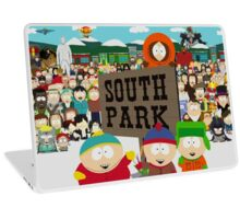 south park Laptop Skin