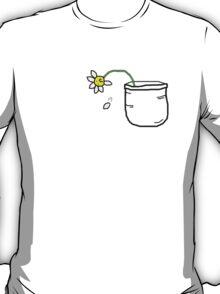 Flower Pocket T-Shirt