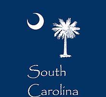 Smartphone Case - State Flag of South Carolina VI by Mark Podger