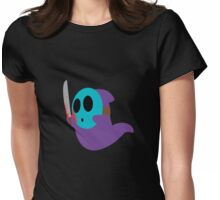 Shy Jason Womens Fitted T-Shirt