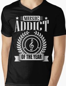 Music Addict of the year!  T-Shirt