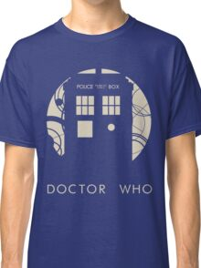 Doctor Who Poster Classic T-Shirt