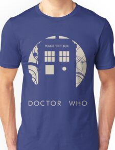 Doctor Who Poster Unisex T-Shirt
