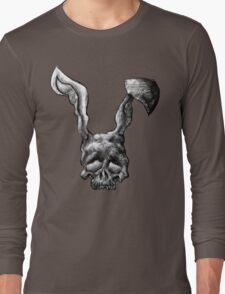 Frank 02 - Charcoal Long Sleeve T-Shirt