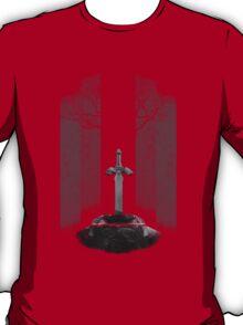 The Legend of Zelda: The Master Sword T-Shirt