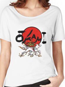 Okami Women's Relaxed Fit T-Shirt