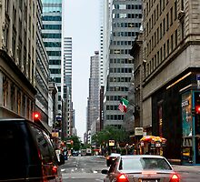 NYC Midtown by dhyman