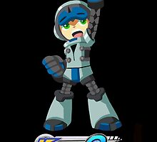 Mighty No. 9 by Andrew Wood