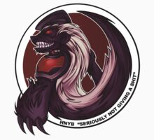 The Honeybadger Gaming Community Logo by OddBawl