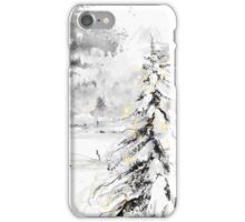 Cold time iPhone Case/Skin