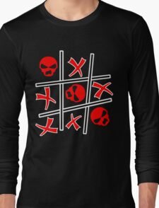 Tic Tac So? Tee Design  Long Sleeve T-Shirt