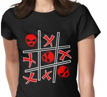 Tic Tac So? Tee Design  Womens Fitted T-Shirt
