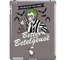 Better Call Betelgeuse iPad Case/Skin