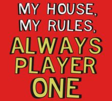 House Rules Kids Tee