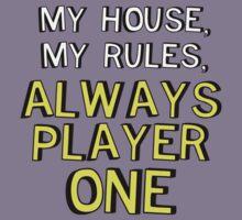 House Rules Kids Tee