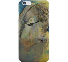 Grey Parrot iPhone Case/Skin