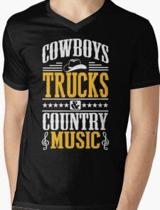 Cowboys, trucks & country music T-Shirt