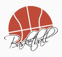 Basketball Text Logo Design by Style-O-Mat