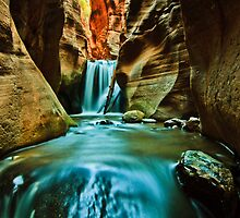 Canyon Carving by American Southwest Photography