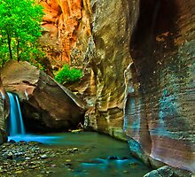 Inner Canyon Paradise by American Southwest Photography