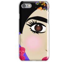 Frida Khalo  iPhone Case/Skin