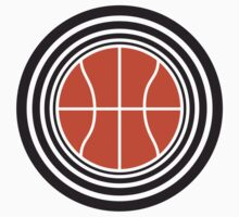 Basketball Round Logo Design by Style-O-Mat