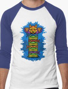 Totem-lly Radical Men's Baseball ¾ T-Shirt