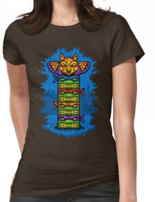 Totem-lly Radical Womens Fitted T-Shirt