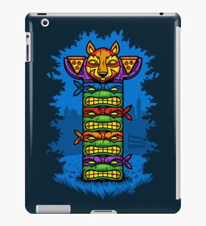 Totem-lly Radical iPad Case/Skin