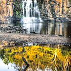 Tooloom Falls by mark bilham