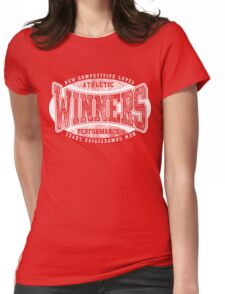 Winners Womens Fitted T-Shirt