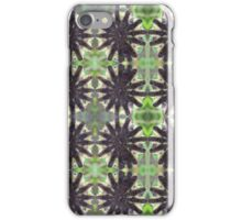 Floral Star Pattern iPhone Case/Skin